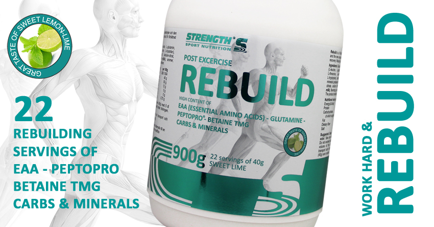 Strength Sport Nutrition - Rebuild