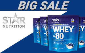 Kampanj Star Nutrition