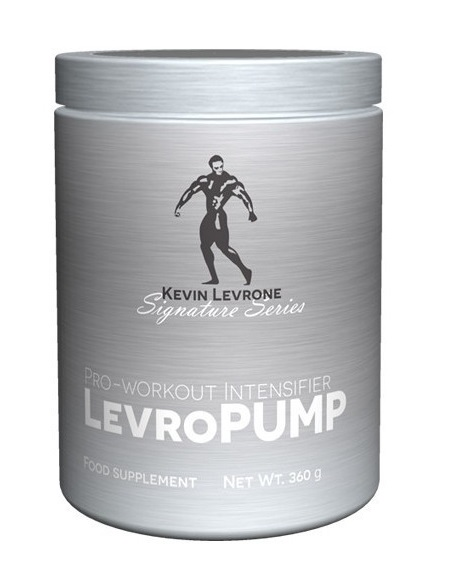 The Levrone Signature Series - Levropump