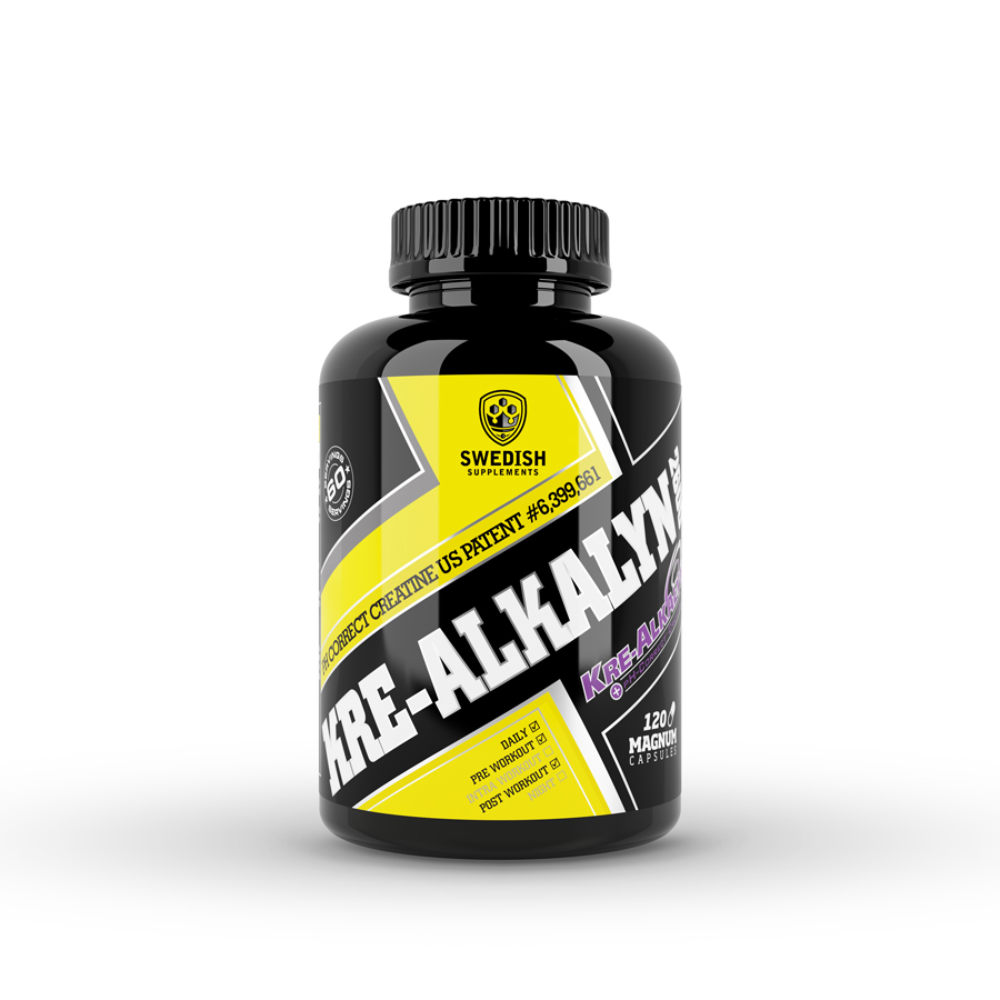 KreAlklyn Swedish Supplements