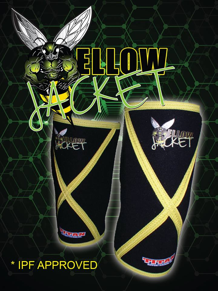 Titan Yellow Jacket Black Edition